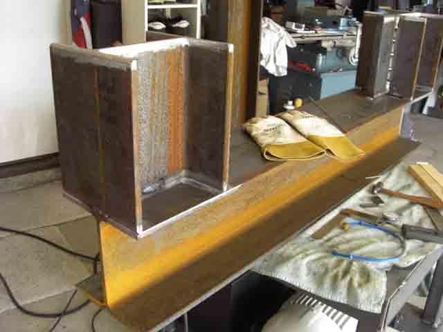 Wip Hydraulic Press Build Bladeforums Com